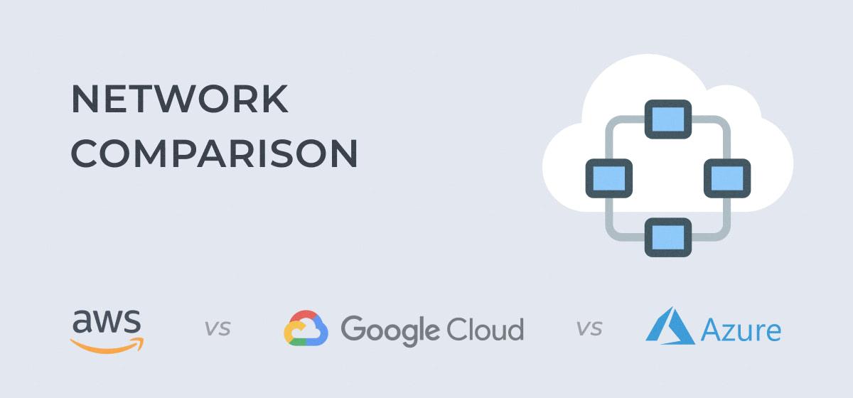 Amazon Web Service: Network Comparison